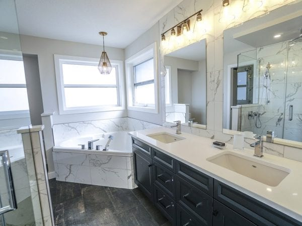 Natural stone for which bathroom floor tiles are best