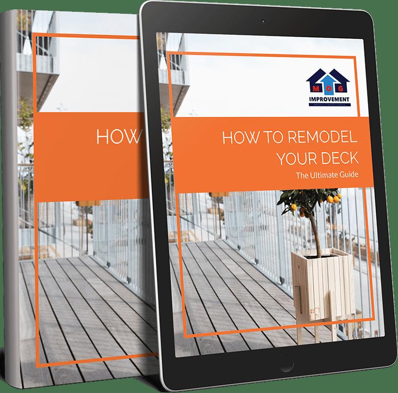 Deck Remodeling Guide